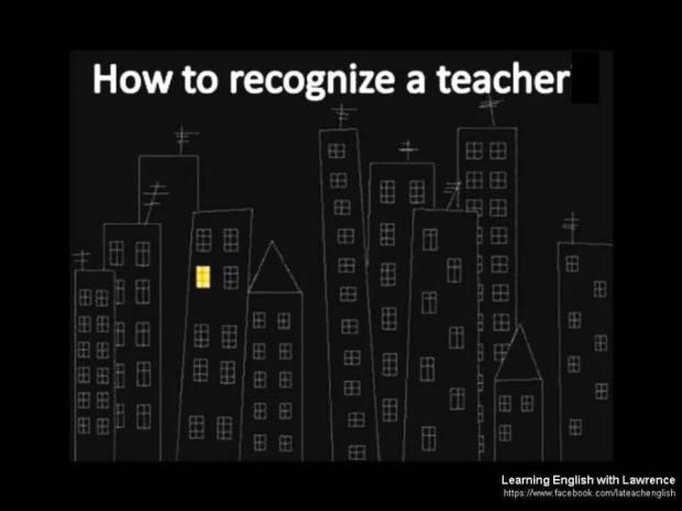 ou est le prof